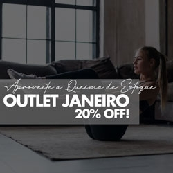 Outlet Janeiro 20% OFF