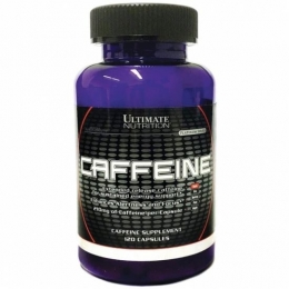 Ultimate Caffeine 210mg (120 caps)